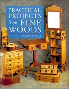 Livro Practical Projects From Fine Woods Projetos Em Madeira