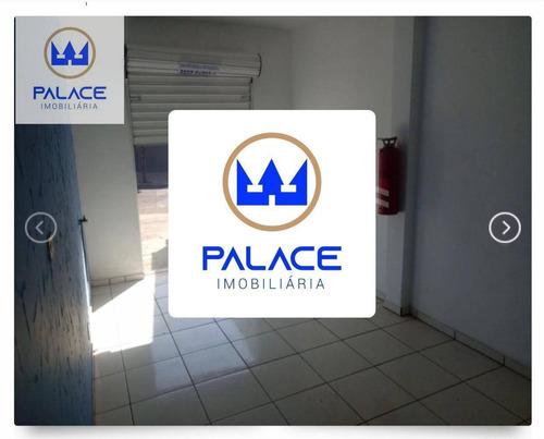 Imagem 1 de 10 de Salão À Venda, 250 M² Por R$ 300.000 - Jardim São Luiz - Piracicaba/sp - Sl0130