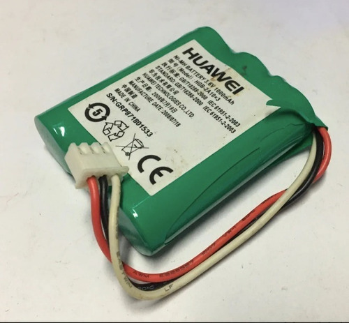 Pila Bateria Recargable Aa 3.6v 1000mah Ni-mh 3 X A A Huawei