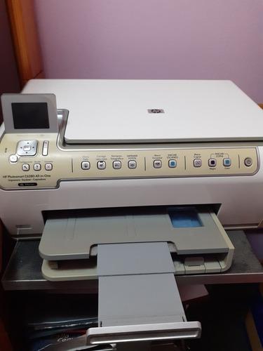 Impresora Hp Photosmart C6280 - Fotocopiadora Y Scanner.