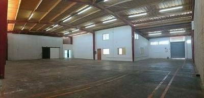 Bodega Renta 650m2 Con Anden, Oficinas Y Seguridad 24/7
