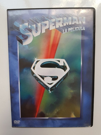 Dvd Importado Superman La Película - Super Homem, O Filme