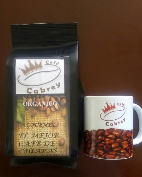 Cafe Tostado Y Molido Organico De Chiapas Tipo Gourmet