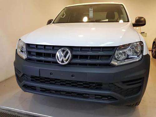 Volkswagen Amarok Trendline 4x2 0km Financio / Permuto