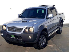 Mitsubishi L200 2.5 Outdoor Hpe 4x4 Automática Turbo Diesel