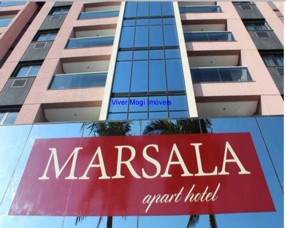 Flat Marsala - Perto Do Shopping - Fl00003 - 4842449
