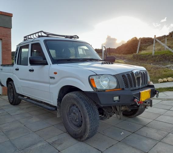 Camioneta Mahindra Pickup 4x4 Turbo
