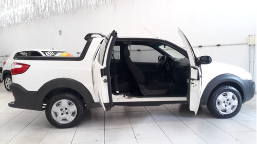 Fiat Strada 1.4 Hard Working Cab. Dupla Flex 3p