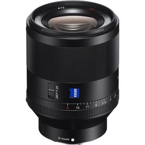 Sony Planar T* Fe 50mm F/1.4 Za Lente 50 1.4