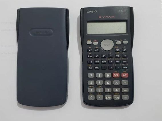 Calculadora Cientifica Fx-82ms Casio - Usada