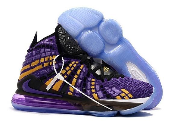 Zapatos Botas Botines Basket Nike Lebron James 17 N 35-46