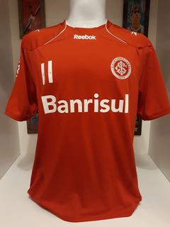 Camisa Futebol Internacional Preparada Libertadores Giuliano