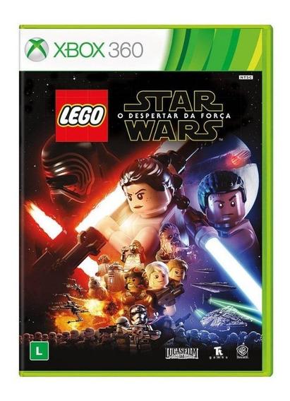 Lego Star Wars Despertar Da Força Xbox 360 100% Português