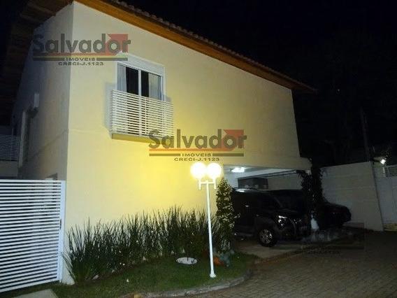 Casa De Condominio Para Venda, 4 Dormitório(s) - 7165