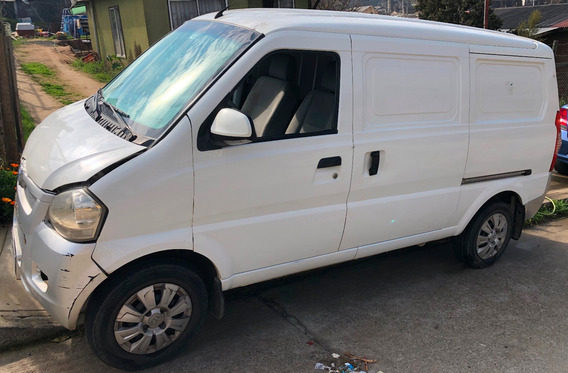 Arriendo Furgon Baic Plus Cargo Van