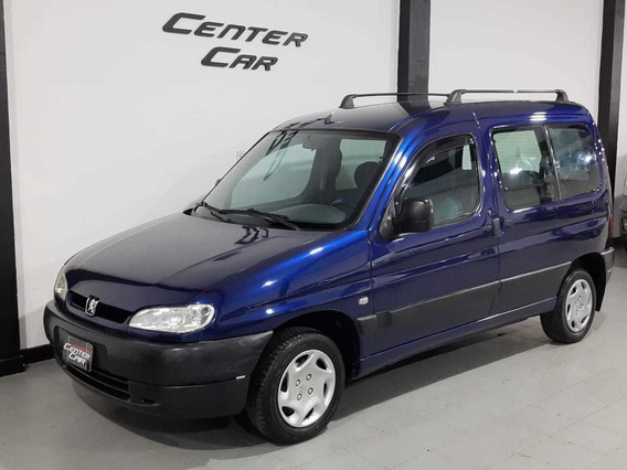 Peugeot Partner Patagónica 1.9 D Dh Aa Lc 2001 $250000