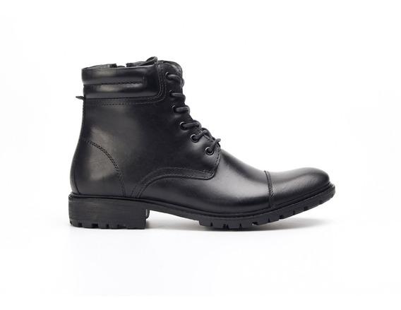 Borcegos Cuero Aitor Stork Man - Enzo Shoes