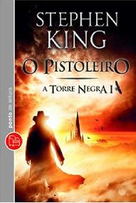 Livro A Torre Negra: O Pistoleiro - Vol. 1 - Ed. De Bolso