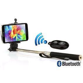 Bastão Para Selfie Com Bluetooth
