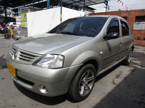 Renault Logan Expression Mt 1400cc Aa