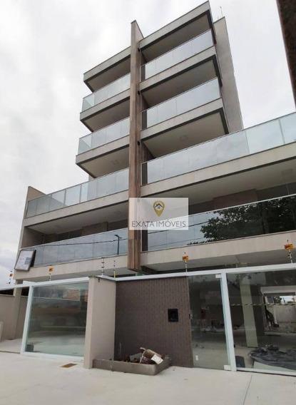 Lançamento! Apartamentos 2 E 3 Quartos, Costazul/rio Das Ostras. - Ap0439