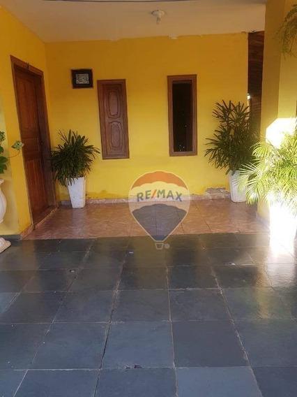 Casa Residencial À Venda, Cpa Ii, Cuiabá - Ca0730. - Ca0730