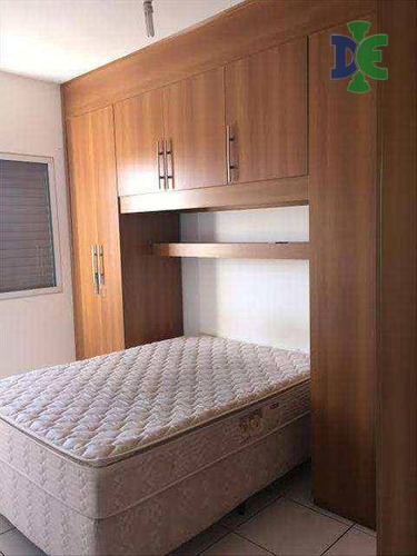 Imagem 1 de 13 de Apartamento Com 2 Dormitórios À Venda, 58 M² Por R$ 220.000,00 - Jardim Das Indústrias - Jacareí/sp - Ap0169