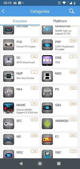 Apkemuladores Con Mas De 15.000 Juegos Para Tu Celu Android