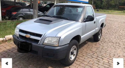 Chevrolet S10 S 10 2.4 2009 Cs Advantag