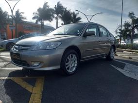 Honda Civic Lx 1.7 Automatico Completo+airbag+abs+som !!!!