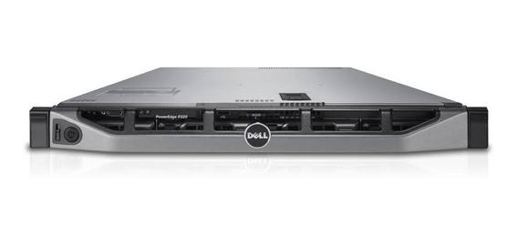 Servidor Dell Powerdge R320 + 8gb + 3hd 2tb Raid 5
