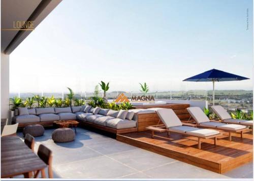 Apartamento À Venda, 67 M² Por R$ 294.800,00 - Ribeirânia - Ribeirão Preto/sp - Ap4293