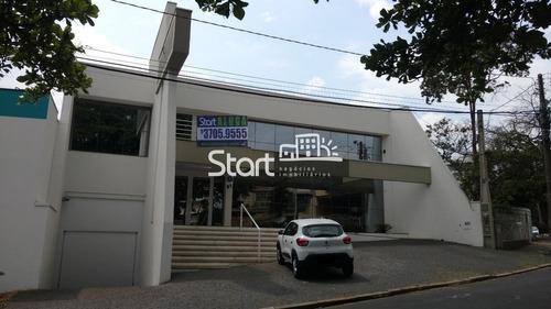 Prédio Para Aluguel Em Chácara Da Barra - Pr101117