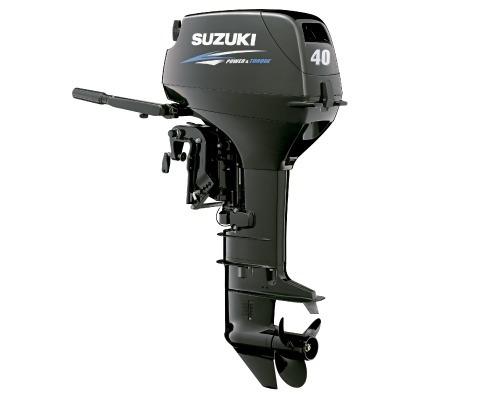 Suzuki Dt40wl Hp Fuera De Borda 2 Tiempos Nuevo