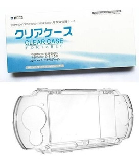 : Funda Crystal Case Psp Slim 2000 3000 Maxima Proteccion:
