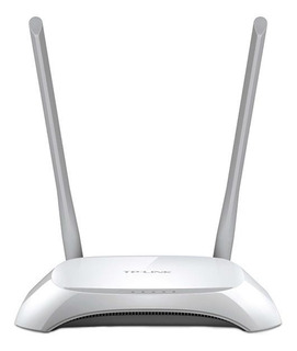 Router/Range extender/Access point TP-Link TL-WR840N V5 blanco