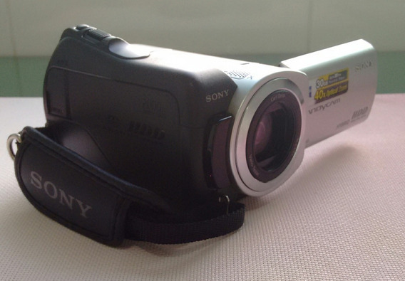 Filmadora Sony Handycam Dcr Sr45