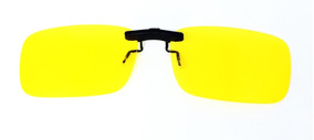 cdd2092f0 Lentes Óculos Clip On Discreto Polarizado Proteção U V 400