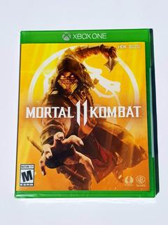 Mortal Kombat 11 En Xbox One Nuevo Y Sellado.