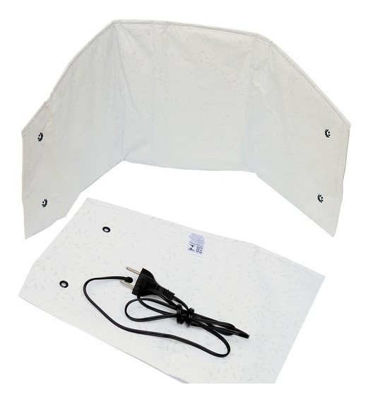 Kit Com 5 Cinta Manta Termica Eletrica Abdominal - 220w