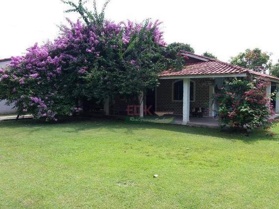 Casa Com 4 Dormitórios À Venda, 240 M² Por R$ 450,00 - Jardim Eloyna - Pindamonhangaba/sp - Ca3421