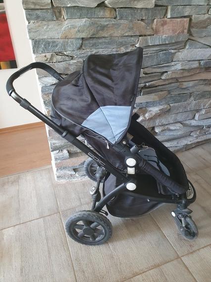 Cochecito Bebé Infantil Epic + Huevito Y Base Auto