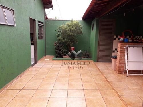 Imagem 1 de 23 de À Venda Por R$ 265.000 Casa Com 2 Dormitórios , 107 M² - Jardim José Figueira - Ribeirão Preto/sp - Ca0596