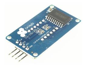 Tm1637 Modulo Arduino Relógio Digital 4 Bits Display