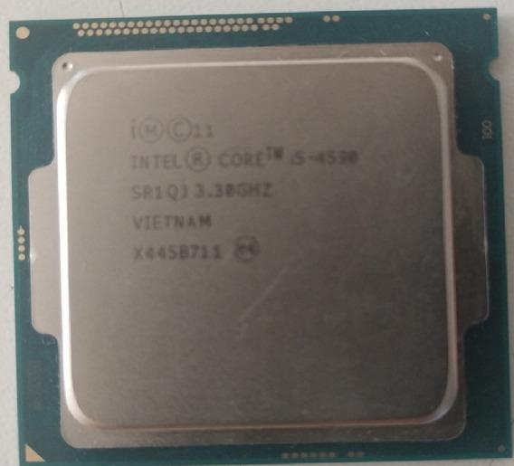 Processador I5-4590 Melhor Que I5-4440 I5-4460 I5-4570