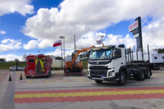 Volvo Fmx 500 2016 6x4 = 480 540 Cavalo Scania