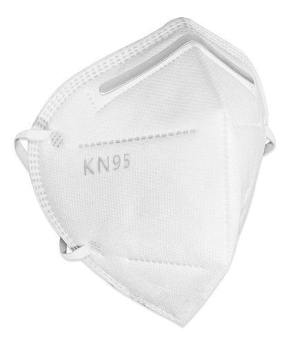 Respirador C/partículas Kn95 Haolu - Blanco - Mayor/detal