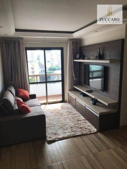 Apartamento No Centro 83 Metros 2 Vagas Condomínio Ícaro - Ap11618