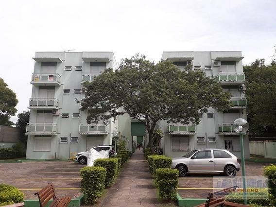 Villarinho Imóveis: Apartamento Com 1 Dormitório À Venda, 47 M² Por R$ 159.000 - Cavalhada - Porto Alegre/rs - Ap1149