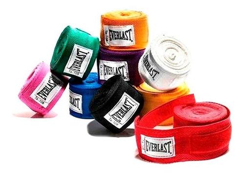Vendas Everlast 120 Pulgadas 1 Par Boxeo Mma Muay Thai Kick